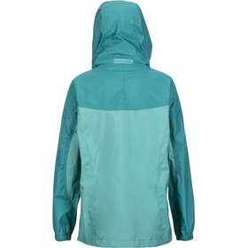 Marmot PreCip Jas Kinderen turquoise